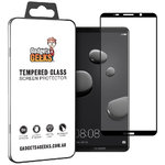 Full Fit Tempered Glass Screen Protector - Huawei Mate 10 Pro - Black